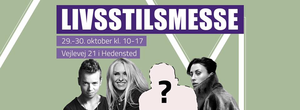 livsstilsmesse i Hedensted