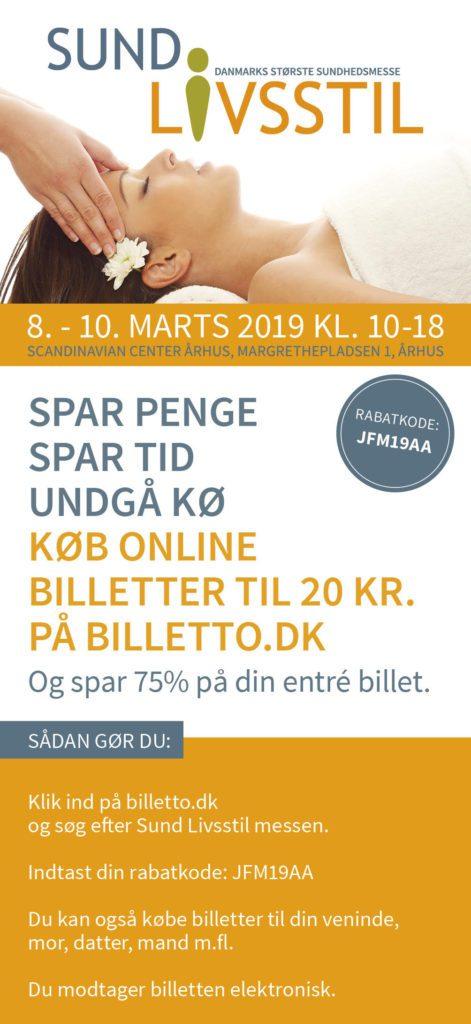 SUN Livsstil messe Aarhus 2019